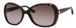 Marc by Marc Jacobs MMJ 317/S Sunglasses Sunglasses - 0V08 Havana (CC Brown Gradient Lens)