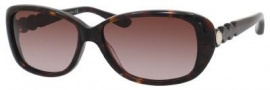 Marc by Marc Jacobs MMJ 321/S Sunglasses Sunglasses - 0GZU Dark Havana (CC Brown Gradient Lens)