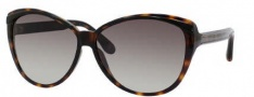 Marc by Marc Jacobs MMJ 264/S Sunglasses Sunglasses - 0581 Havana (HA Brown Gradient Lens)