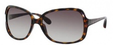 Marc by Marc Jacobs MMJ 266/S Sunglasses Sunglasses - 0581 Havana Black (HA Brown Gradient Lens)