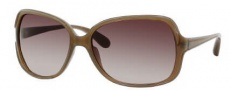 Marc by Marc Jacobs MMJ 266/S Sunglasses Sunglasses - 01V6 Khaki Opal Brown (J6 Brown Gradient Lens)