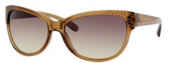 Marc by Marc Jacobs MMJ 272/S Sunglasses Sunglasses - 0DSI Beige (ED Brown Gradient Lens)