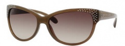 Marc by Marc Jacobs MMJ 272/S Sunglasses Sunglasses - 01YK Opal Brown (J6 Brown Gradient Lens)