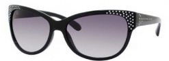 Marc by Marc Jacobs MMJ 272/S Sunglasses Sunglasses - 0D28 Shiny Black (EU Gray Gradient Lens)