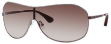 Marc by Marc Jacobs MMJ 277/S Sunglasses Sunglasses - 0KJ1 Dark Ruthenium (K8 Brown Gradient Lens)