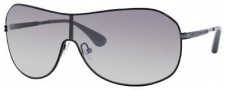 Marc by Marc Jacobs MMJ 277/S Sunglasses Sunglasses - 0006 Shiny Black (IC Gray Mirror Gradient Silver Lens)