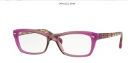 Ray Ban RX5255 Eyeglasses Eyeglasses - 5489 Gradient Pink on Pink