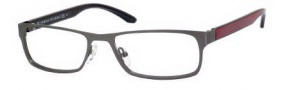 Armani Exchange 153 Eyeglasses Eyeglasses - 0BGK Dark Ruthenium