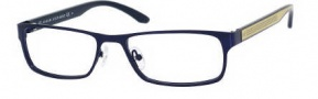 Armani Exchange 153 Eyeglasses Eyeglasses - 0BGP Matte Blue
