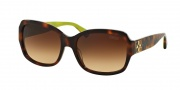 Coach HC8001 Sunglasses Emma Sunglasses - 505213 Tortoise / Brown Gradient