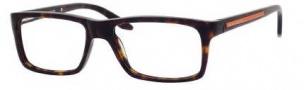 Armani Exchange 156 Eyeglasses Eyeglasses - 0086 Dark Havana