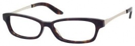 Armani Exchange 239 Eyeglasses Eyeglasses - 0AQT Dark Havana