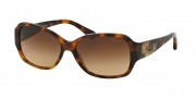 Coach HC8011B Sunglasses Reese Sunglasses - 504013  Tortoise / Brown Gradient