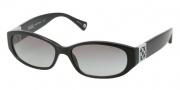 Coach HC8012 Sunglasses Hope Sunglasses - 500211 Black / Gray Gradient