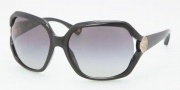 Coach HC8020 Sunglasses Marilyn  Sunglasses - 500211 Black / Gray Gradient