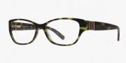 Tory Burch TY2022 Eyeglasses Eyeglasses - 1074 Green Tortoise (green)