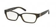 Tory Burch TY2025 Eyeglasses Eyeglasses - 735 Olive Green