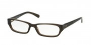 Tory Burch TY2027 Eyeglasses Eyeglasses - 735 Olive Green
