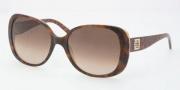 Tory Burch TY7036 Sunglasses Sunglasses - 919/13 Tortoise Yellow / Brown Gradient