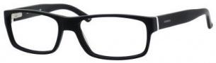 Carrera 6180 Eyeglasses Eyeglasses - 0OFZ Matte Black / Black White