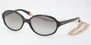 Tory Burch TY7039 Sunglasses Sunglasses - 501/11 Black / Gray Gradient