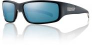 Smith Prospect Sunglasses Sunglasses - Matte Black / Polarized Blue Mirror