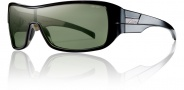 Smith Optics Stronghold Sunglasses Sunglasses - Black / Polarized Gray Green