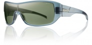 Smith Optics Stronghold Sunglasses Sunglasses - Matte Smoke / Polarized Gray Green