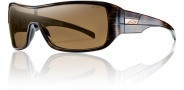 Smith Optics Stronghold Sunglasses Sunglasses - Brown Stripe / Polarized Brown