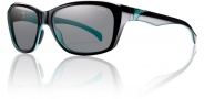 Smith Optics Spree Sunglasses Sunglasses - Black Lagoon / Polarized Gray