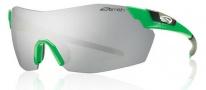 Smith Optics Pivlock V2 Max Sunglasses Sunglasses - Neon Green / Super Platinum