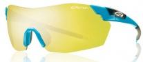 Smith Optics Pivlock V2 Max Sunglasses Sunglasses - Pacific Blue / Yellow Mirror