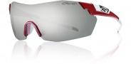 Smith Optics Pivlock V2 Max Sunglasses Sunglasses - Caldera Red Super Plantinum / Ignitor Clear