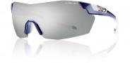 Smith Optics Pivlock V2 Max Sunglasses Sunglasses - Blue Platinum / Ignitor Clear