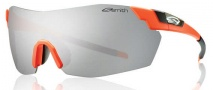 Smith Optics Pivlock V2 Max Sunglasses Sunglasses - Safety Orange / Super Platinum