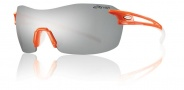 Smith Optics Pivlock V90 Max Sunglasses Sunglasses - Orange / Platinum