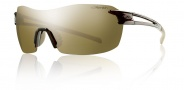 Smith Optics Pivlock V90 Max Sunglasses Sunglasses - Brown Crystal Bronze
