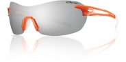 Smith Optics Pivlock V90 Sunglasses Sunglasses - Orange / Platinum