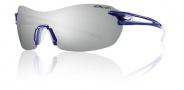 Smith Optics Pivlock V90 Sunglasses Sunglasses - Blue / Platinum