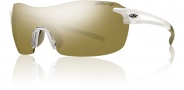 Smith Optics Pivlock V90 Sunglasses Sunglasses - Pearl / Bronze Mirror