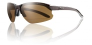 Smith Optics Parallel D Max Sunglasses Sunglasses - Brown Polarized Brown