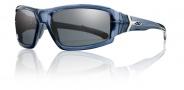 Smith Optics Interlock Spoiler Sunglasses Sunglasses - Smoke / Polarized Gray / Ignitor Clear