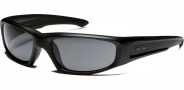 Smith Optics Hudson Tactical Sunglasses Sunglasses - Black / Polarized Gray