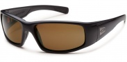 Smith Optics Hideout Tactical Sunglasses Sunglasses - Black / Polarized Brown