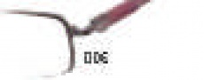 Tag Heuer Automatic 0801 Eyeglasses Eyeglasses - 006 Dark Front / Burgundy - Black Temples