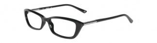 Bebe BB 5041 Eyeglasses  Eyeglasses - Jet Black
