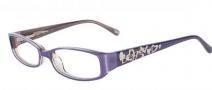 Bebe BB 5040 Eyeglasses Eyeglasses - Amethyst Purple