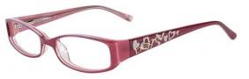 Bebe BB 5040 Eyeglasses Eyeglasses - Rose Pink