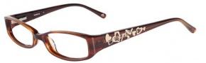 Bebe BB 5040 Eyeglasses Eyeglasses - Smoked Topaz