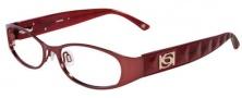Bebe BB 5037 Eyeglasses Eyeglasses - Burgundy